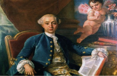 Giacomo Casanova explain by Punit Dhawan